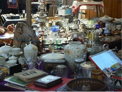 How to stay legal  at car boot fairs