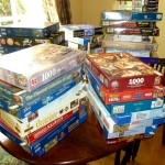 Jigsaw Puzzles Help Put Food on the Table