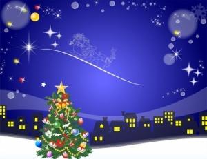 Mikołaj przybywa